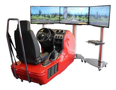 Le Simulateur de Conduite